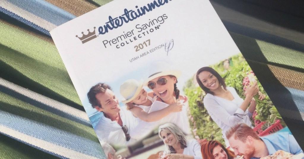 Entertainment Book 2017