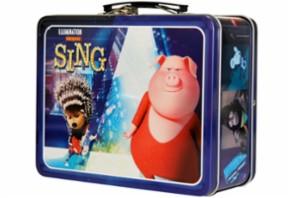 Free Sing Lunchbox
