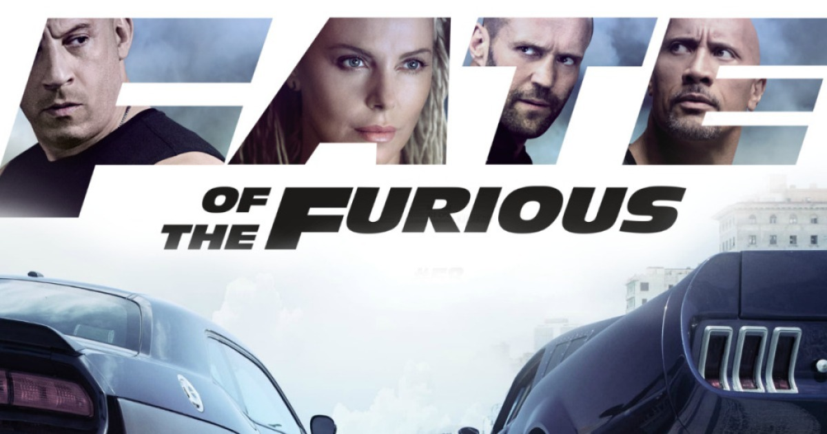 Fate of the Furious Movie