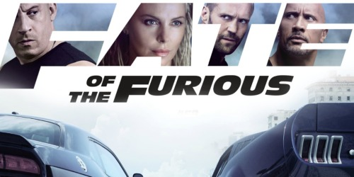 Best Buy: Up To $8 Off a Movie Ticket to The Fate of the Furious w/ Select Movie Purchase