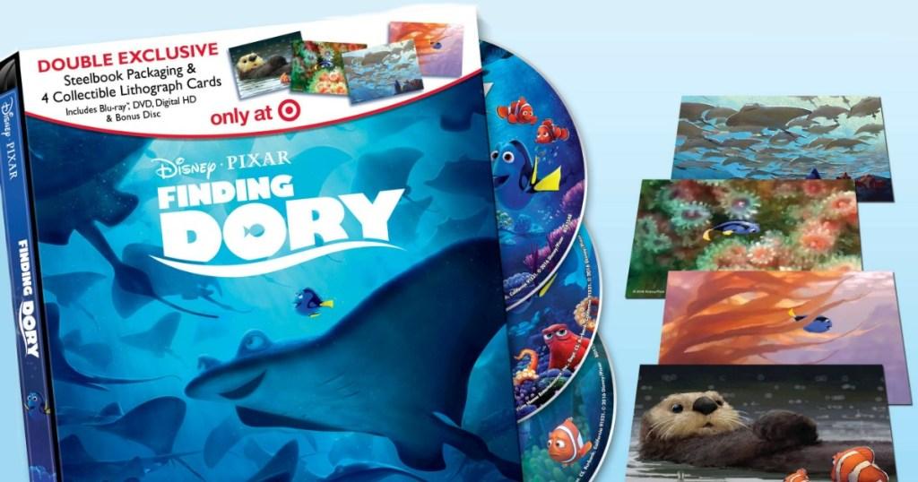 Finding Dory DVDBlu-rayDigital HD Combo
