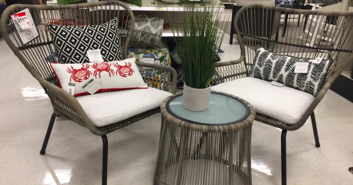 Target Extra 40 Off 150 Indoor Outdoor Furniture Purchase In