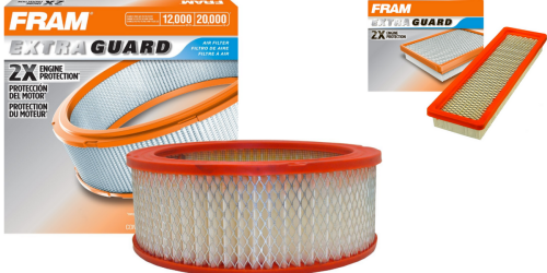 Amazon: FRAM Vehicle Air Filters Starting at Just $1.16 Shipped