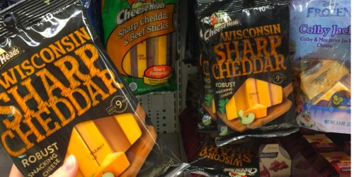Target: Frigo Wisconsin Snacking Cheese OR String Cheese Packs Only $1.63 Each