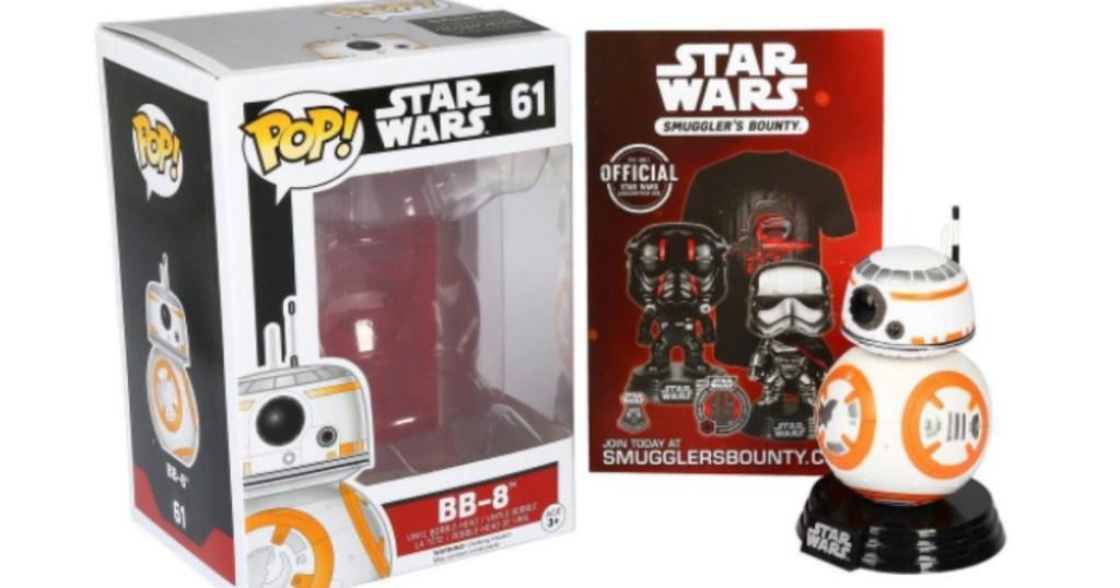 Star Wars Funko Pop!