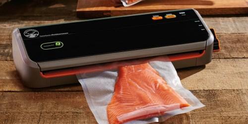 FoodSaver Outdoorsman Food Preservation System Only $69.99 Shipped (Regularly $89)