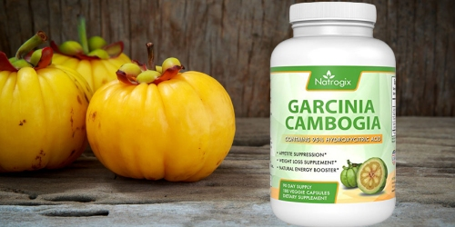 Amazon: Garcinia Cambogia Supplement Only $17.39 Shipped (Curbs Cravings & Gives You Energy)