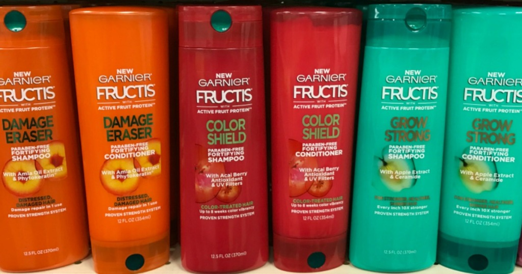Garnier Fructis Health Care