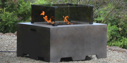 Target.com: 50% Off Gas Fire Pits & Heaters