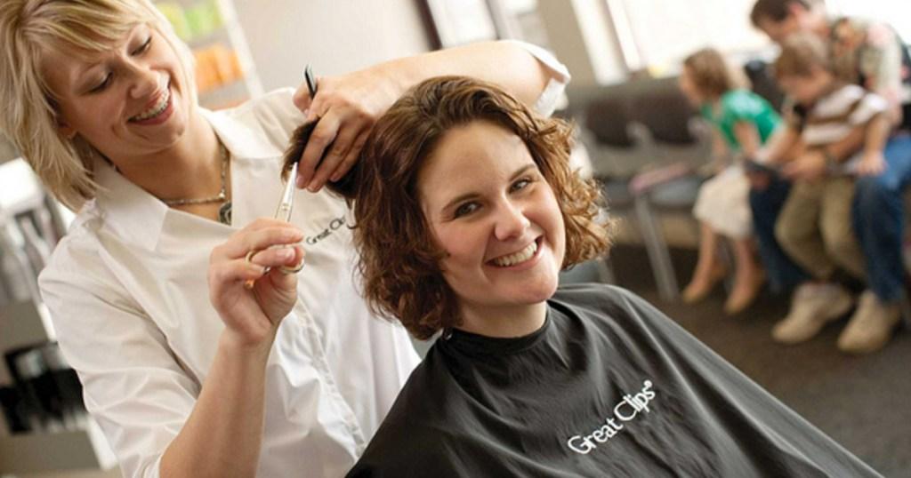 Prepaid Haircut Cards Just 10 99 At Great Clips Starting November
