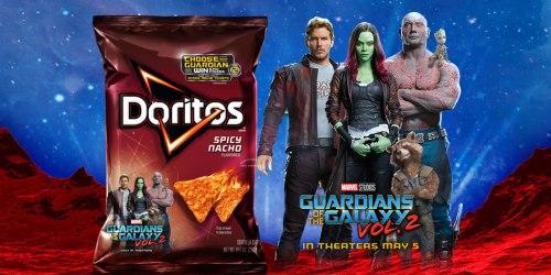 Doritos Instant Win Game: 7,200 Win 2 Fandango Movie Tickets ($30 Value)