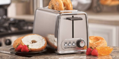 Hollar: Refurbished Hamilton Beach 2-Slice Toaster Only $9.95, Nail Polish Only $2 Each & More