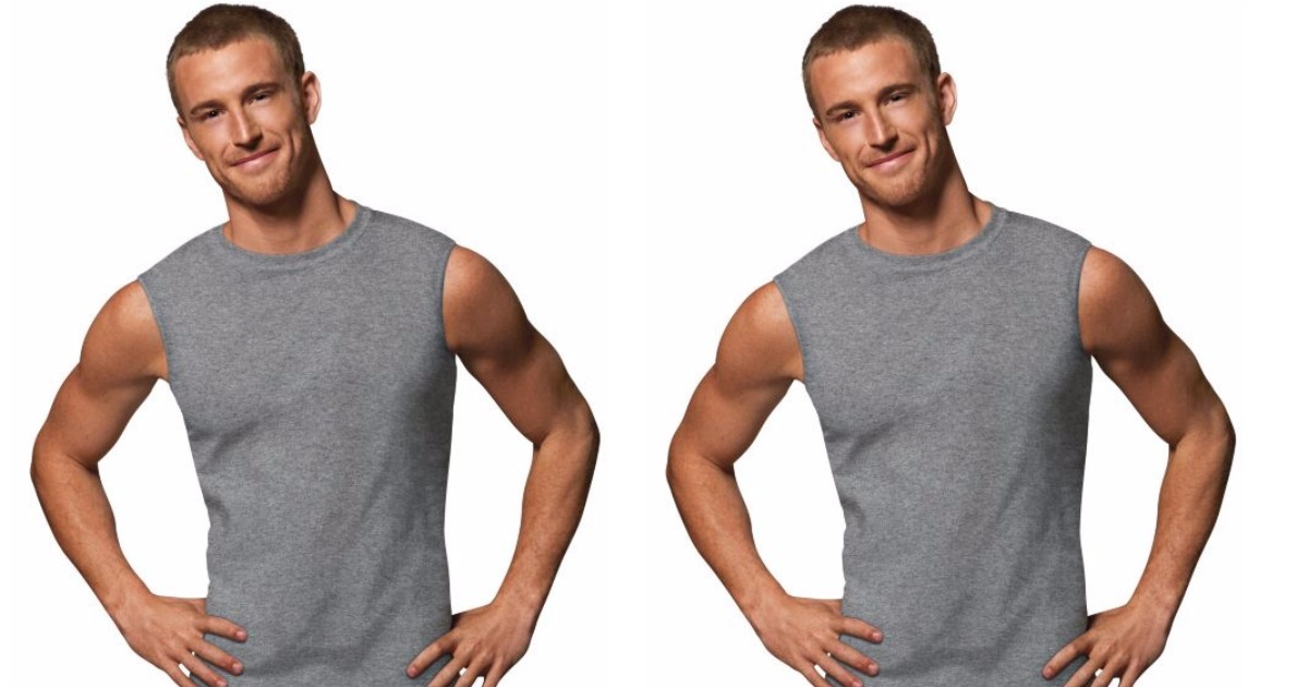 902f600f Hanes: 75% off Clearance + Free Shipping = Men's Sport T-Shirt 4-Pack Only  $9.99 Shipped + More - Hip2Save
