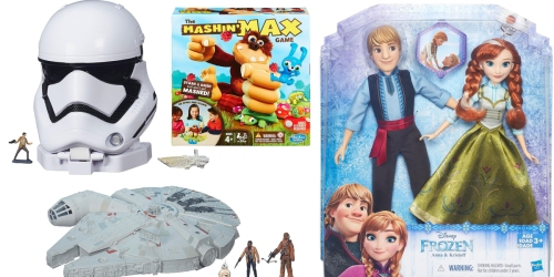 Hasbro Toys eBay Store: 50% Off Toys Including Star Wars, Playskool, Nerf, Disney & More