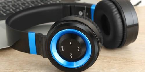 Amazon: Wireless Bluetooth Headphones Only $25.91 (Regularly $36+)