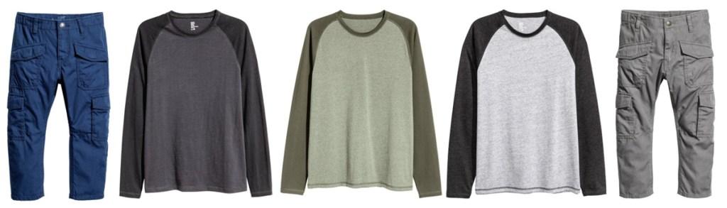 HM Shirts