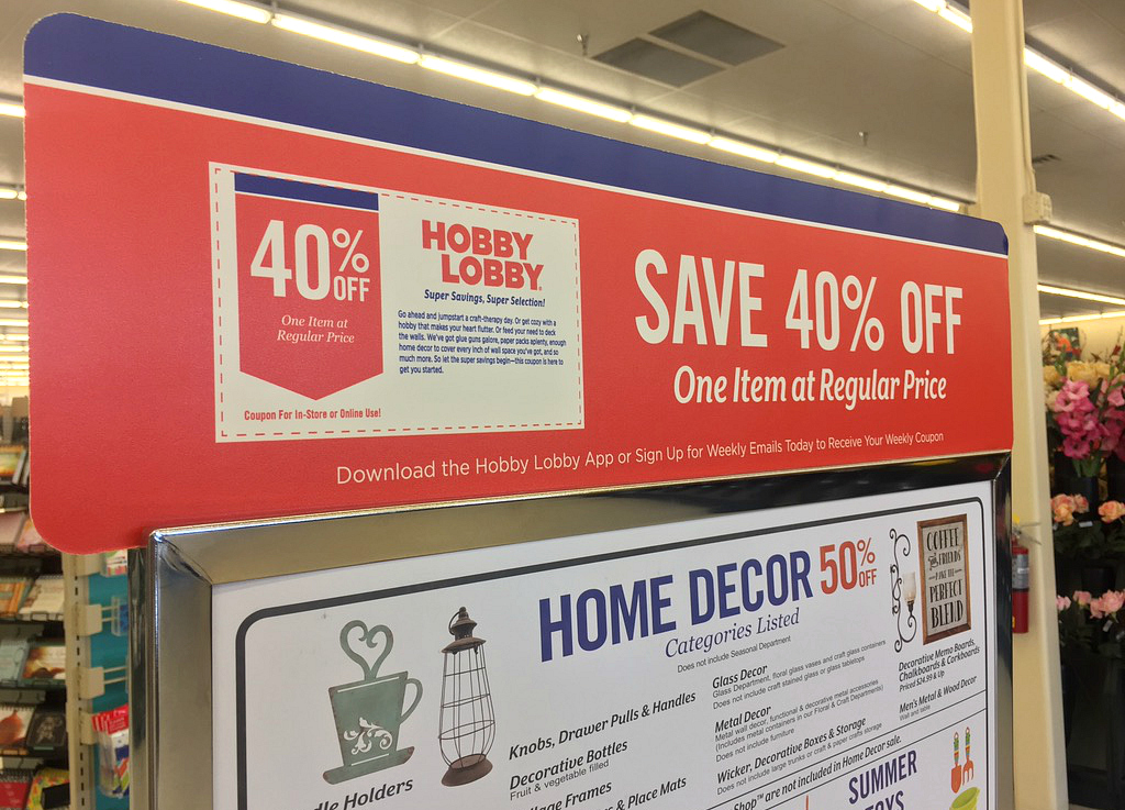15 Hobby Lobby Savings Secrets You Must Know To Save Big Hip2save