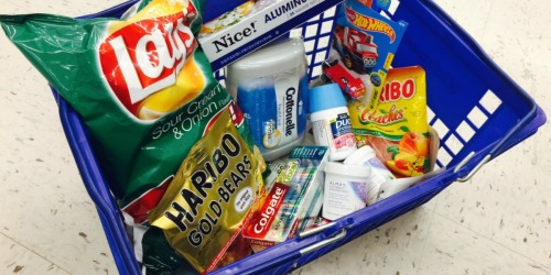I Scored NINE Items for ONLY $7 at Walgreens (Colgate, Almay, Cottonelle & More)