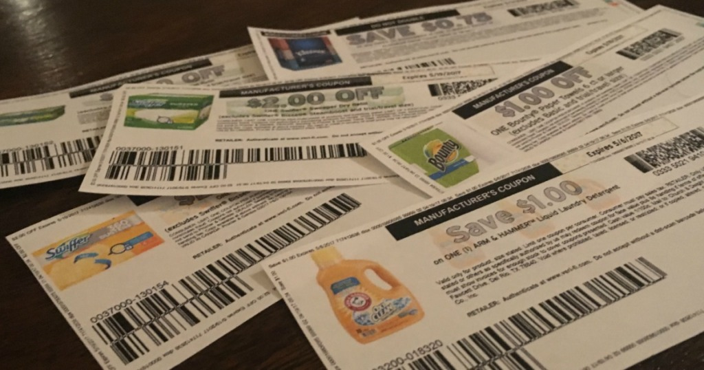 Household Coupons to Print