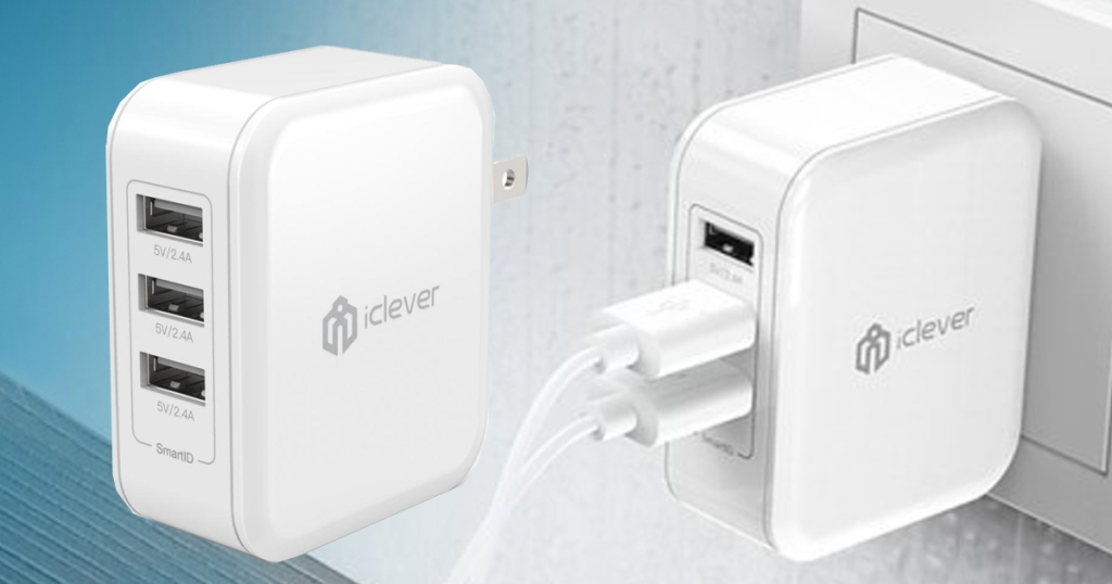 iClever Charger