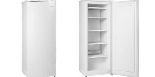 BestBuy.com: Insignia 5.8 Cubic Feet Upright Freezer Only $219.99 (Regularly $249.99)