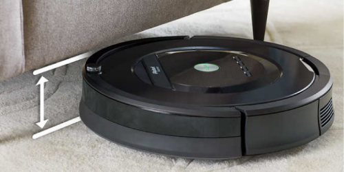 iRobot Roomba 805 Vacuum Cleaning Robot Just $365 Shipped