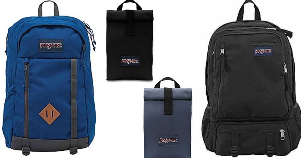 88486ba6ab Hop on over to Staples.com where they are offering up some nice discounts  on various JanSport backpacks and lunch boxes! Plus