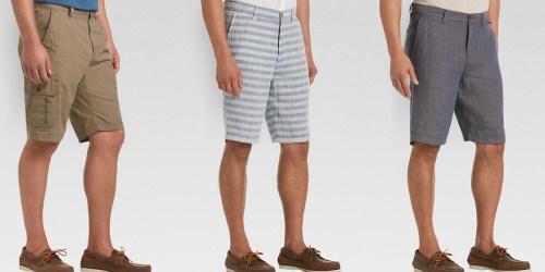 Men's Wearhouse: Joseph Abboud Shorts & Dress Shirts ONLY $9.99 Each (Reg. $79.99)
