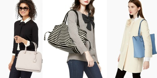 Kate Spade: Extra 25% Off Sale Prices = $15 Phone Cases, $89 Handbags & More