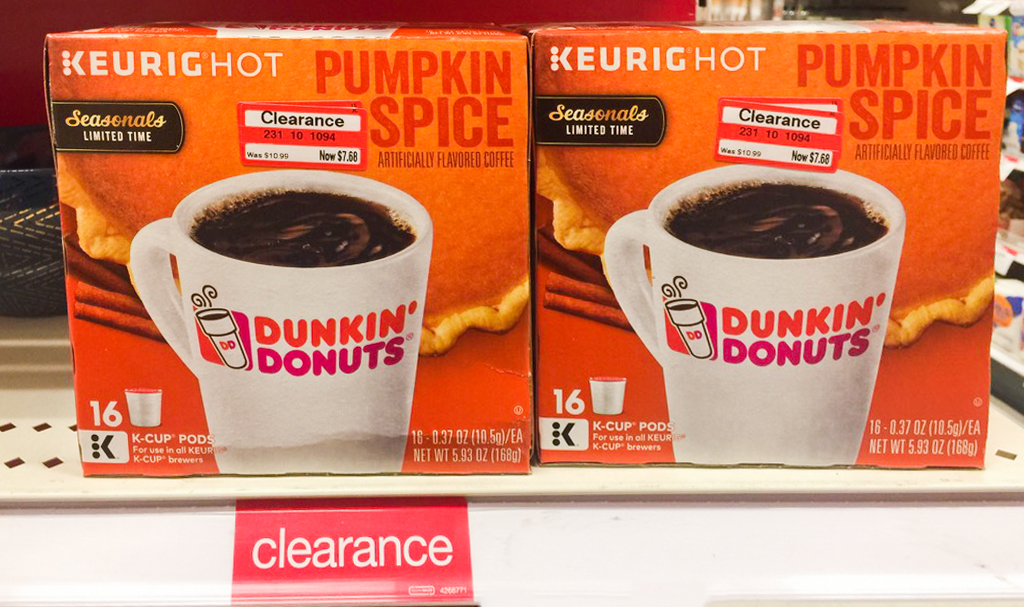 image relating to Dunkin Donuts Coffee Printable Coupons identify 2 Contemporary Dunkin Donuts Espresso Coupon codes \u003d K-Cups As Reduced As 30