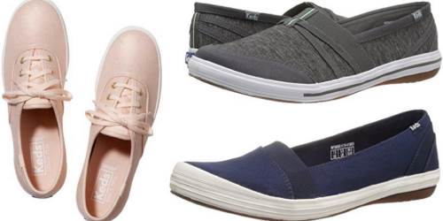 Amazon: Up To 50% Off Keds Women's Shoes