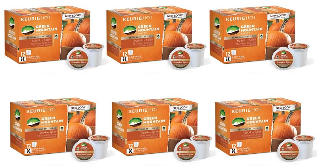 Keurig Pumpkin Spice