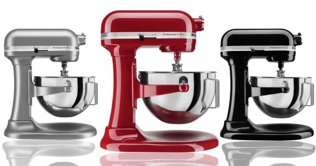 Kitchen-Aid Professional 5 Plus Series Bowl-Lift Stand Mixer