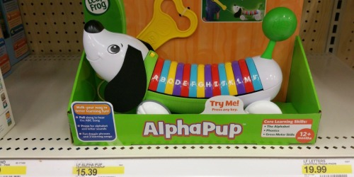 Target Shoppers! Save BIG on Toys – LeapFrog, Paw Patrol, Yu-Go-Oh! & More