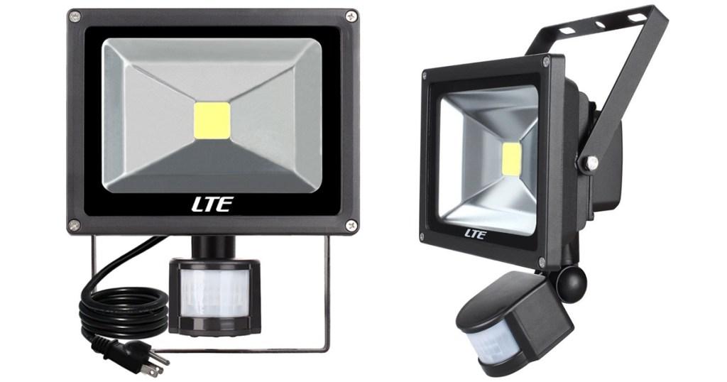 LED Motion Security Light