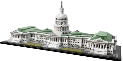 LEGO Architecture United States Capitol Building Only $67.96 Shipped (Regularly $99.99)