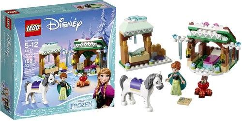 LEGO Disney Frozen Anna's Snow Adventure Set ONLY $12.95 (Regularly $20)