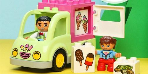 LEGO Duplo Ice Cream Building Set ONLY $3.50