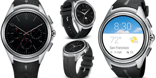 LG Android Smartwatch Only $179.99 Shipped (Regularly $399.99)