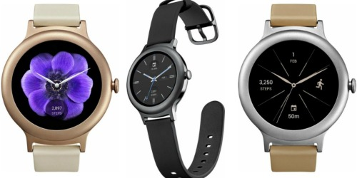 Best Buy: LG Watch Style Smartwatch Only $179.99 Shipped (Regularly $249.99)