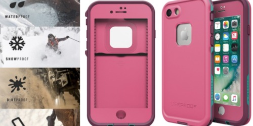 LifeProof Waterproof iPhone 7 Case Only $49.99 Shipped (Regularly $89.99)