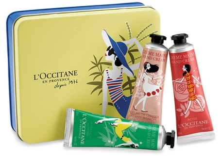 L'Occitane Hand Cream Set