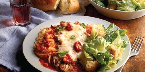 Macaroni Grill: Buy 1 Parmesan Entree & Get 1 Free (April 19th-23rd)