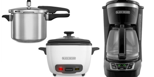 Macy's.com: Bella and Black & Decker Small Appliances Just $9.99 (After Rebate)