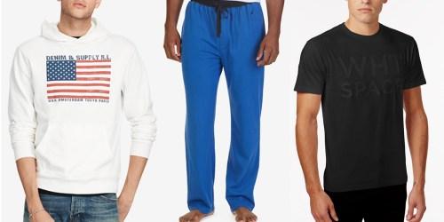 Macy's.com: Men's Ralph Lauren Hoodie Only $15.99 (Regularly $79.50) + More Deals