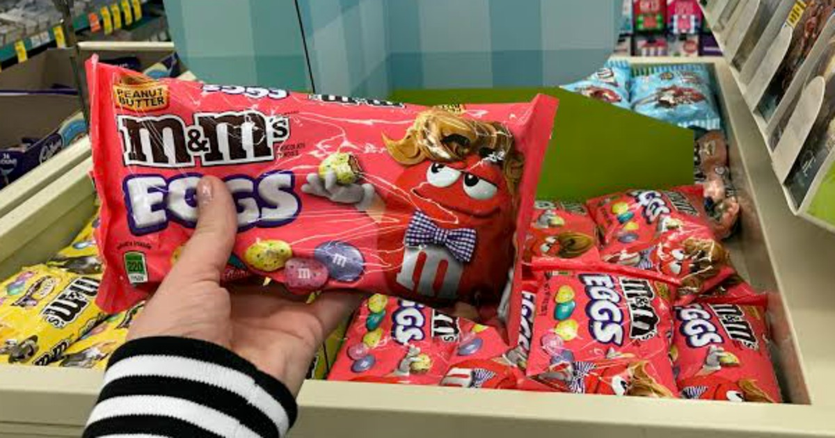 M&M's candies