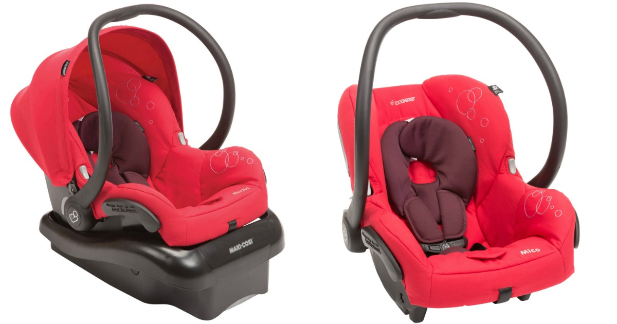 Walmart.com: Maxi Cosi Infant Car Seat Only $66.86 Shipped