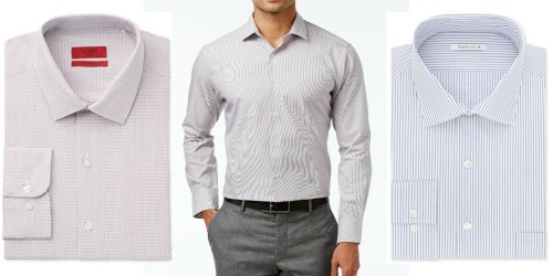 Macy's: Men's Dress Shirts Only $9.99 (Regularly $59.50)