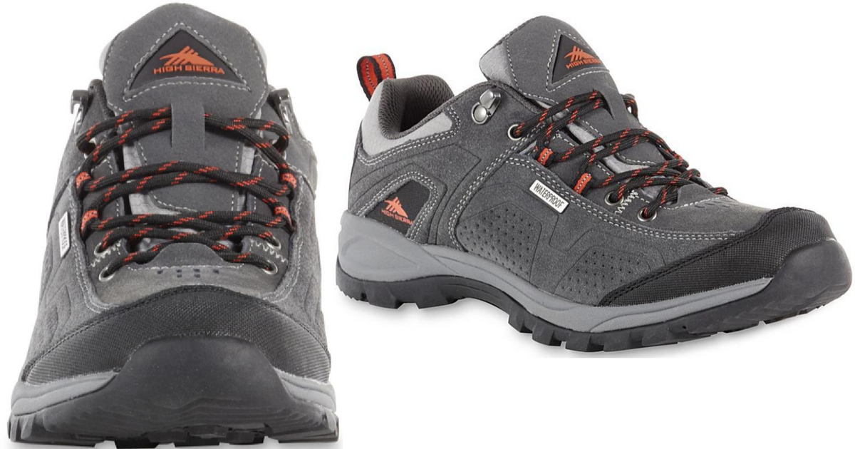 High Sierra Hiking Shoes