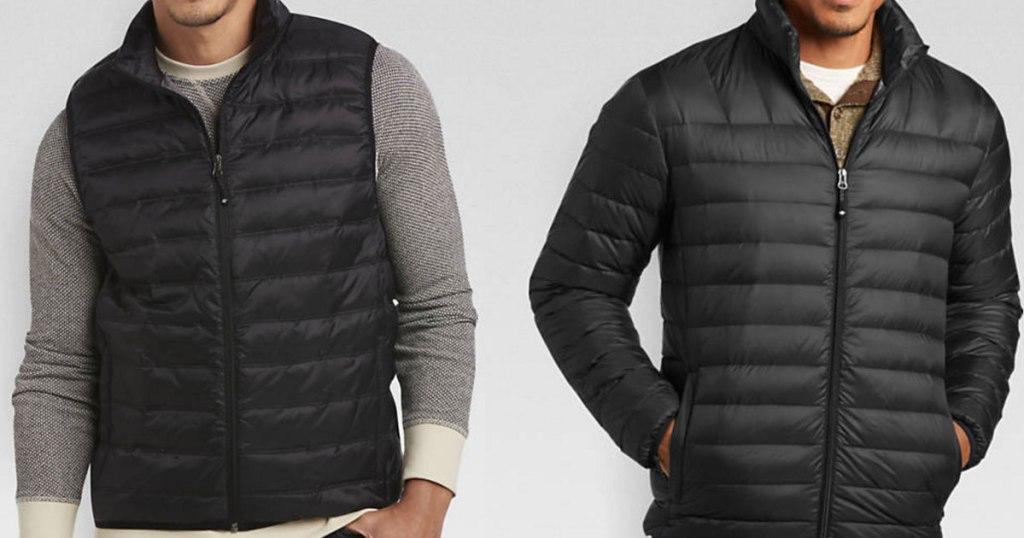 Men's Warehouse Puffer Jackets